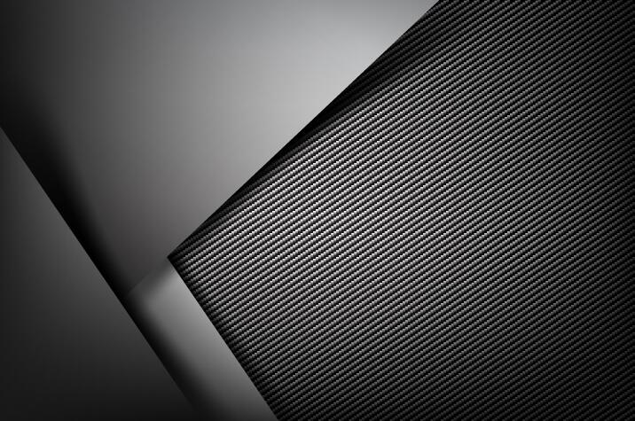716x475 Dark With Carbon Fiber Texture Background Vector 03 Free Download