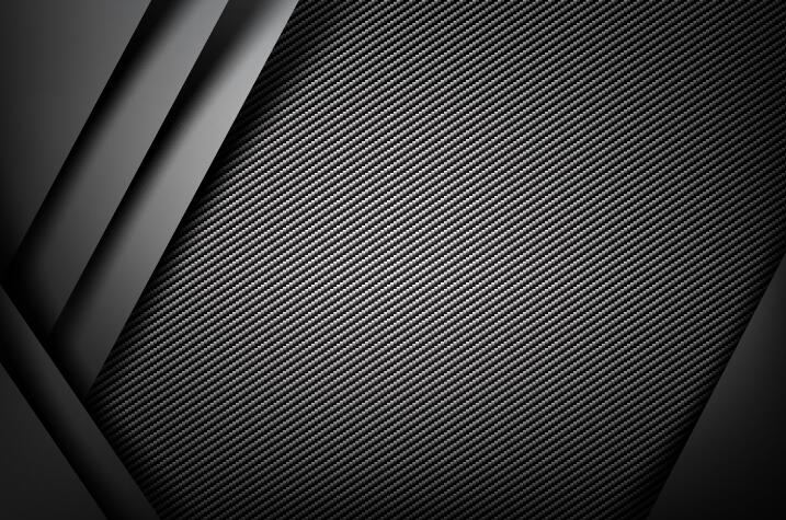 717x475 Dark With Carbon Fiber Texture Background Vector 06 Free Download