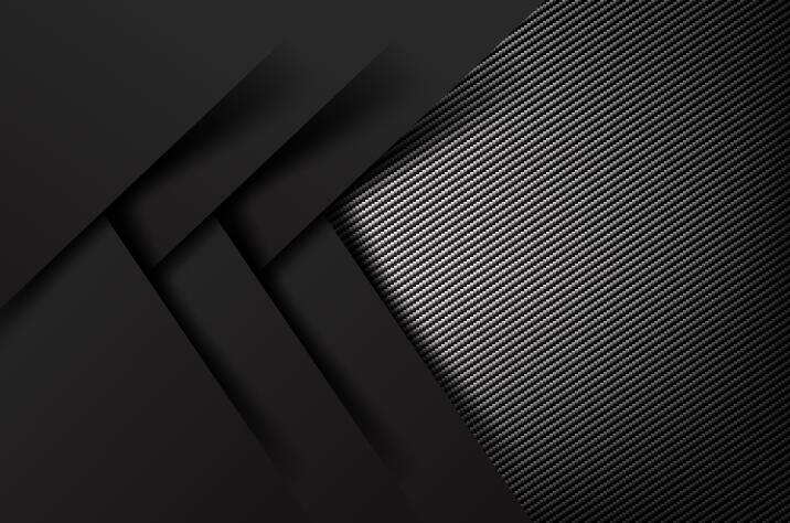 716x474 Dark With Carbon Fiber Texture Background Vector 07 Free Download