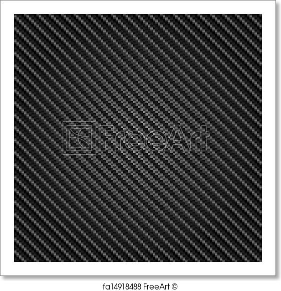 561x581 Free Art Print Of Carbon Fiber Vector Texture. Reflective Highly