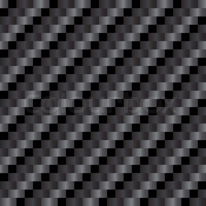 800x800 Reflective Highly Detailed Illustration Of A Carbon Fiber