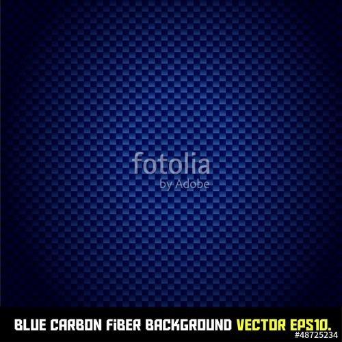 500x500 Blue Carbon Fiber Background Vector Eps10 Stock Image And Royalty