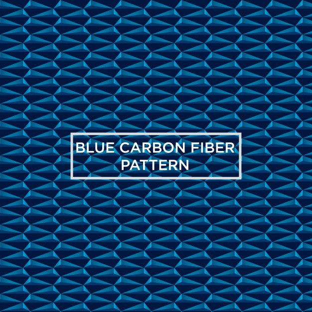 626x626 Blue Carbon Fiber Pattern Vector Free Download