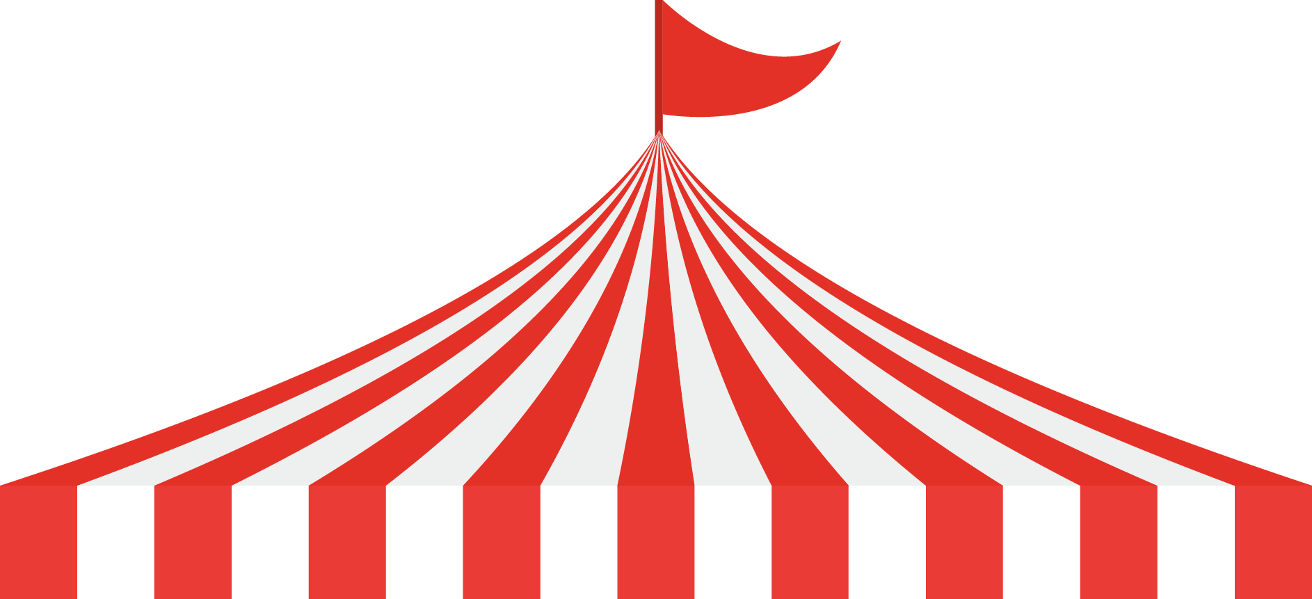 1886x861 Collection Of Free Tent Vector Carnival. Download On Ubisafe