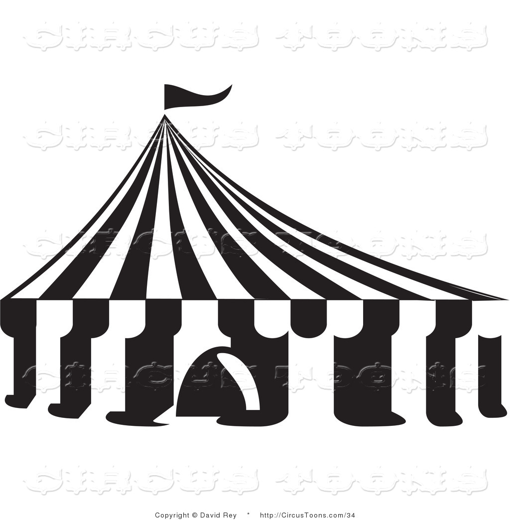 1024x1044 Tent Clipart Vintage Carnival Tent Free Collection Download And