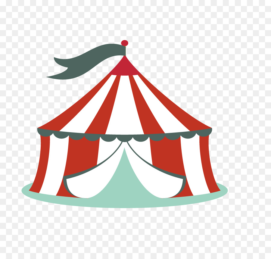 900x860 Circus Clown Carpa Tent