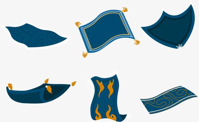 650x400 Vector Flying Carpet, Flying Carpet, Vector, Woolen Blanket Png