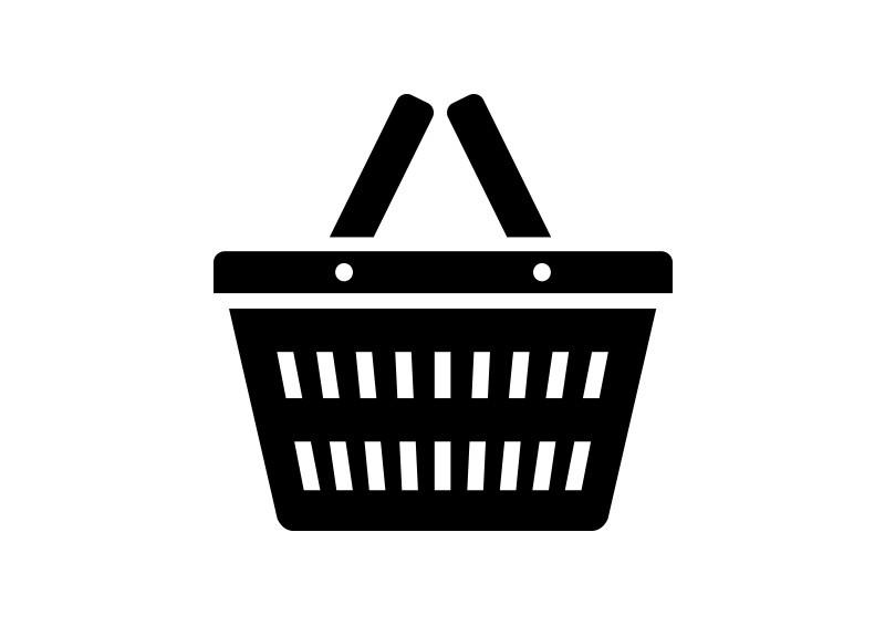 800x566 Shopping Basket Vector Icon