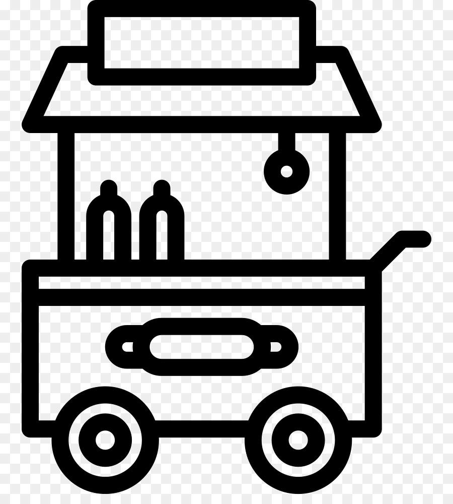 900x1000 Hot Dog Cart Hamburger Street Food