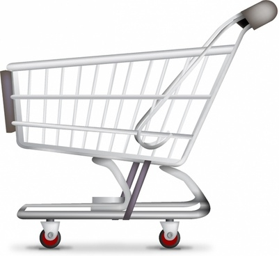 401x368 Shopping Cart Icon Vector Free Vector Download (24,344 Free Vector