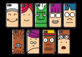 Cartoon Character Vector Free Download at GetDrawings com