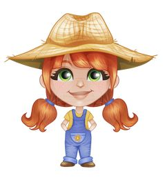 236x261 8 Best Farmer Vector Cartoons Images Animated