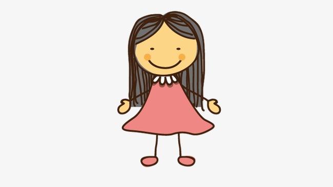 cartoon-girl-vector-4 Awesome Vector Girl Png Clipart @koolgadgetz.com.info