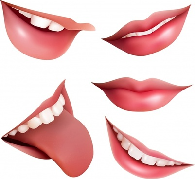 401x368 Cartoon Mouth Free Vector Download (16,518 Free Vector) For