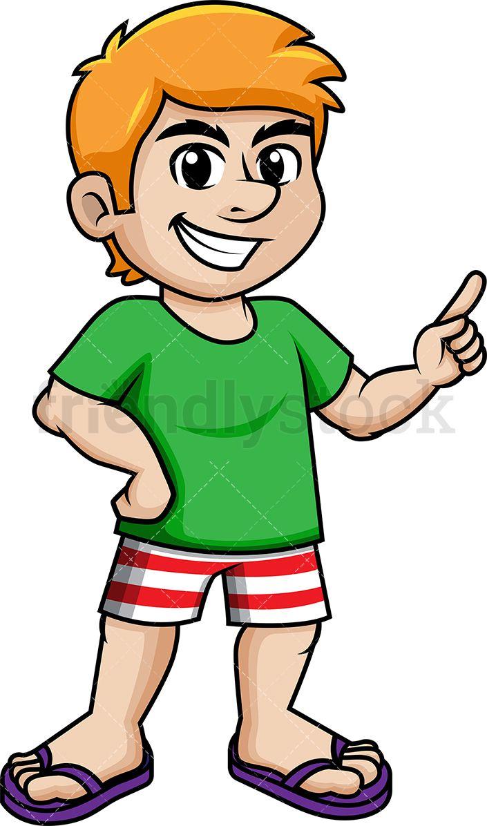 705x1196 Chilled Man In Summer Wear Cartoon Vector Clipart In 2018 Clip