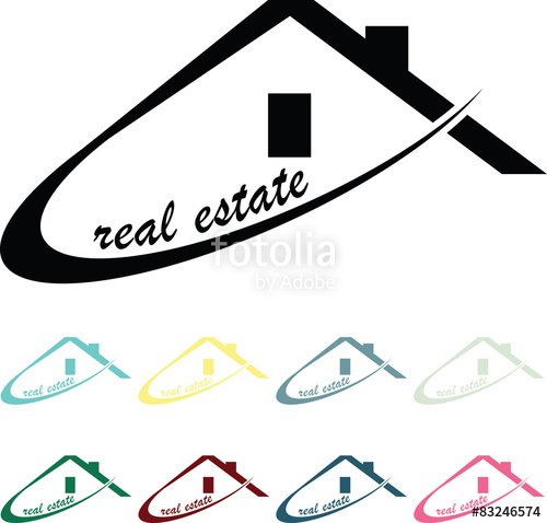 500x478 Logo Casa Stock Image And Royalty Free Vector Files On Fotolia