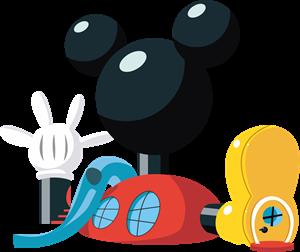 300x252 La Casa De Mickey Mouse Logo Vector (.cdr) Free Download