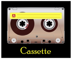 241x200 Cassette Tape Vector Free Vector Graphic Art Free Download (Found