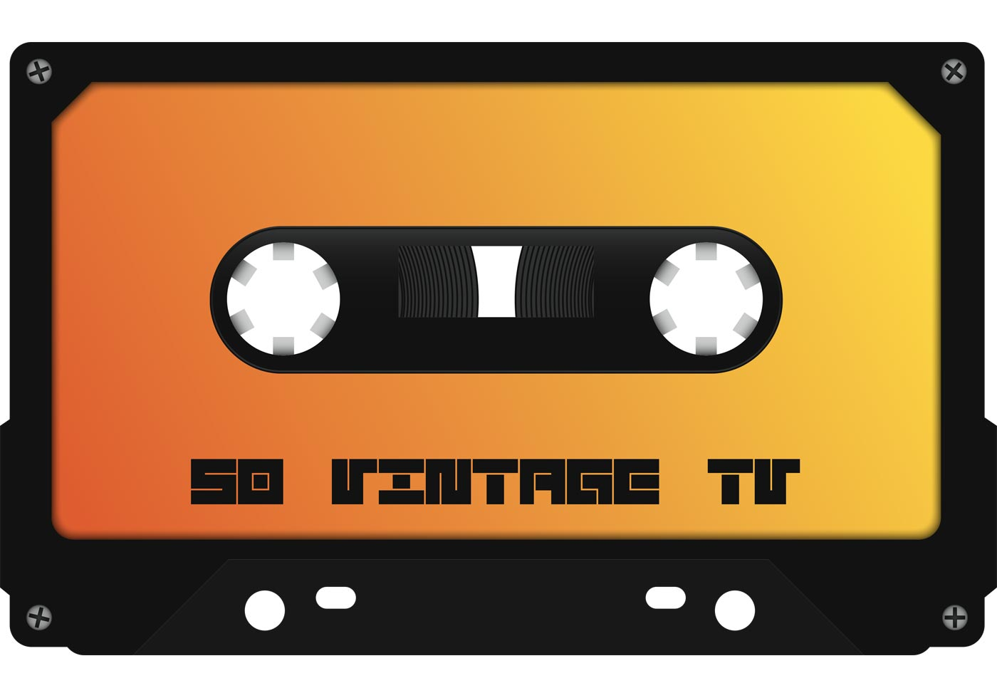 1400x980 Free Cassette Tape Vector From Vecteezy!