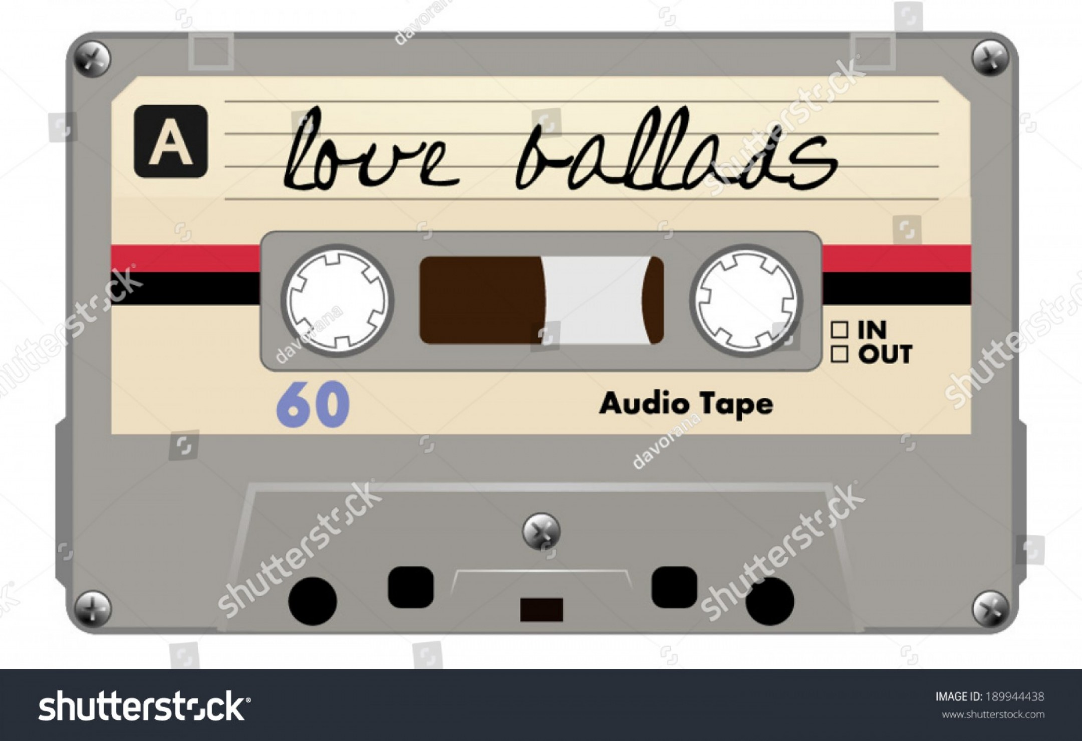 2160x1480 Cassette Tape Old Musical Audio Vector Shopatcloth