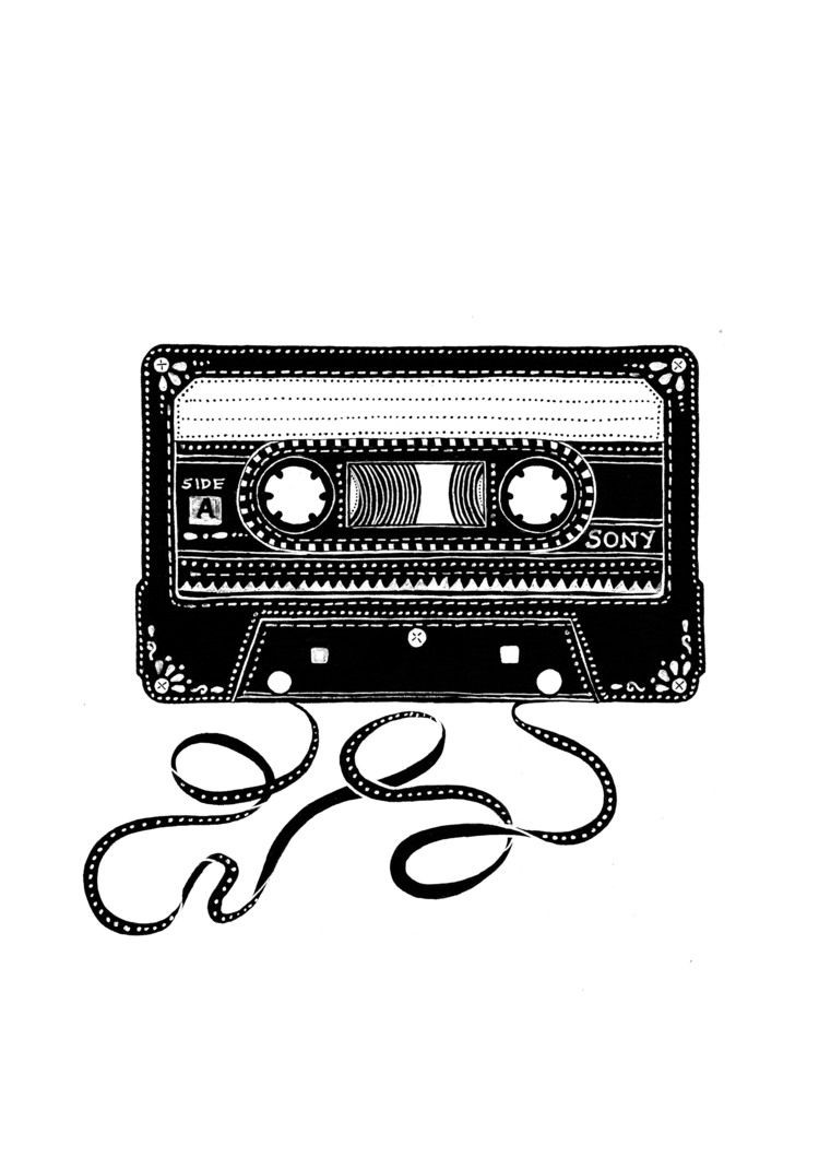 750x1059 Cassette Tape Vector Art Wallpapers Unique Cassettes Vectors S And