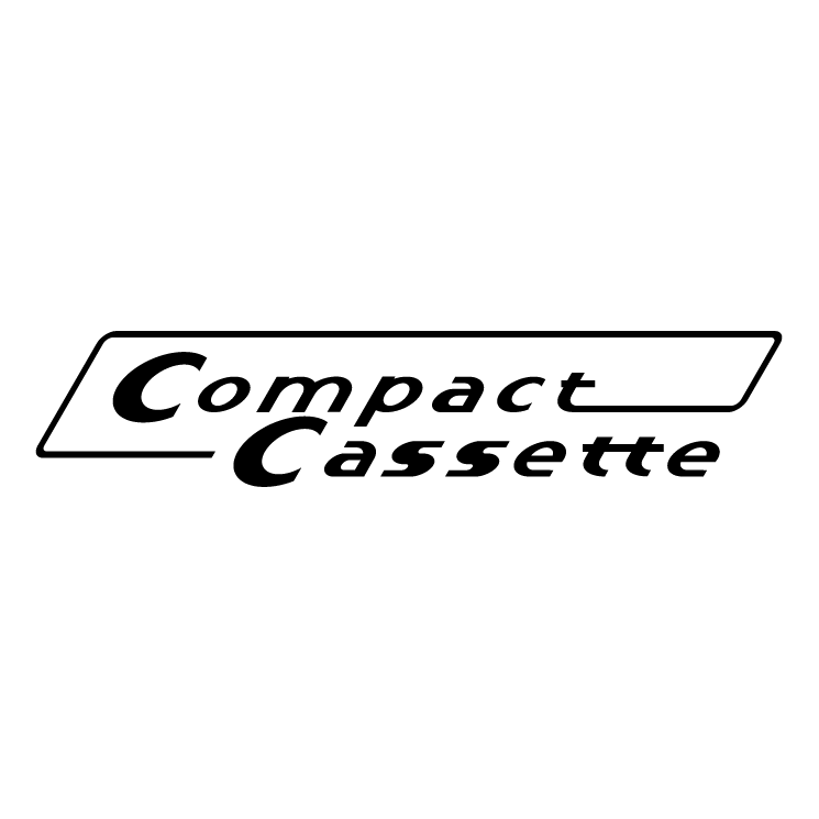 745x745 Compact Cassette Free Vector 4vector