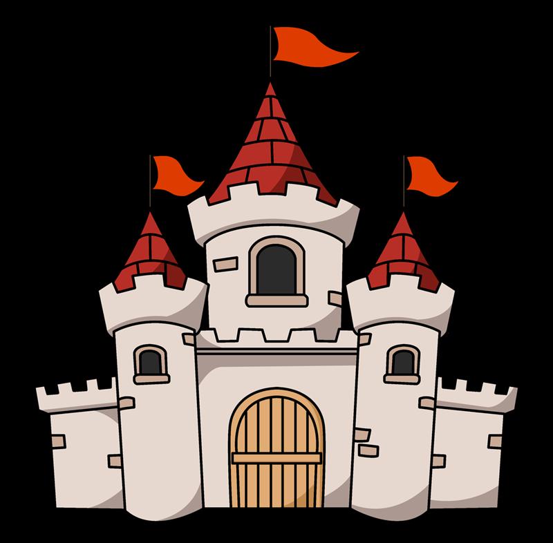 Castle Vector Free