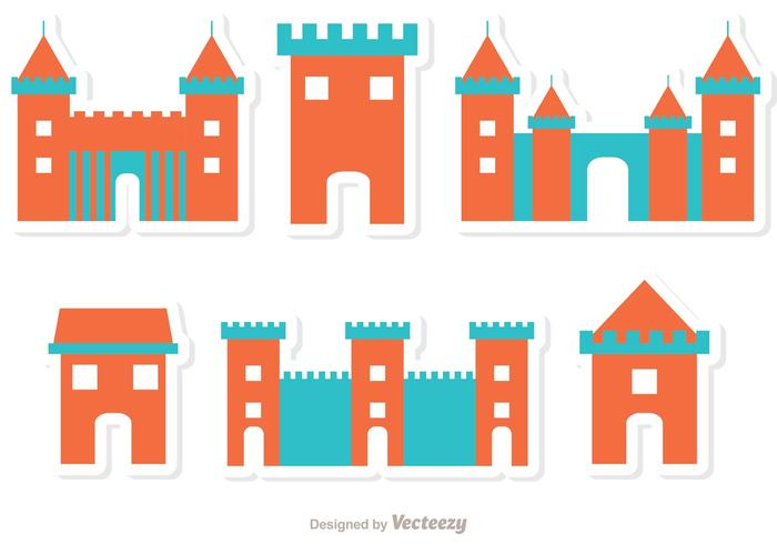 700x490 Castle Free Vector Art