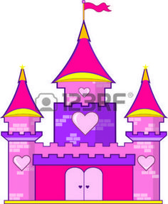 236x287 Princess Castle Vector Illustration