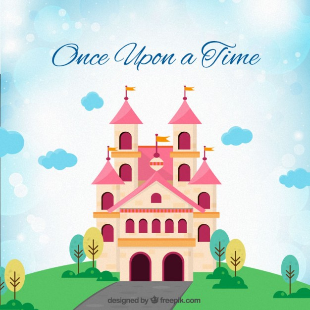626x626 Beautiful Kingdom Vector Free Download