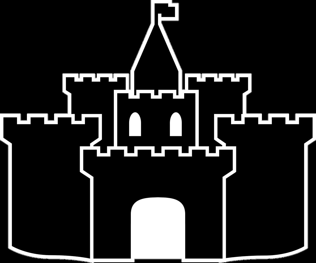 1280x1064 Castle Vector