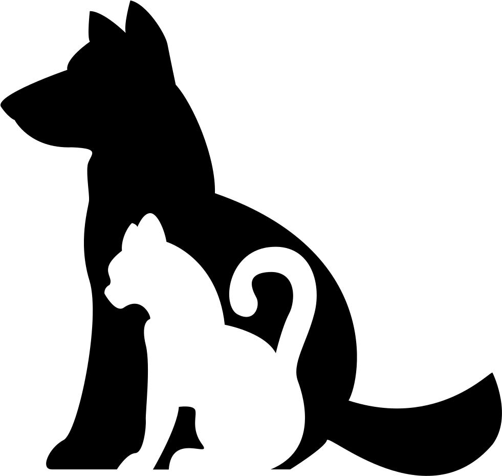981x929 Dog Vector