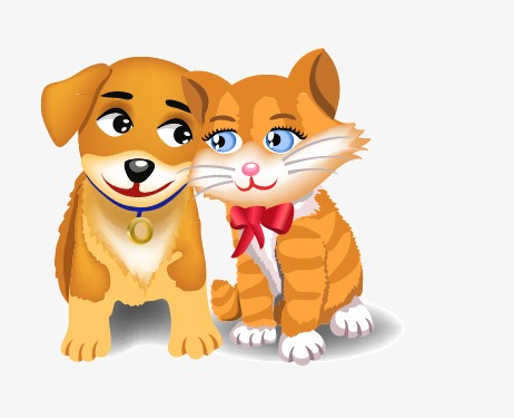 462x375 Dogs And Cats, Cat, Dog, Kitten Png And Vector For Free Download