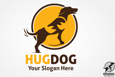 399x268 Logo Dog Cat Free Vector Download (69,403 Free Vector) For