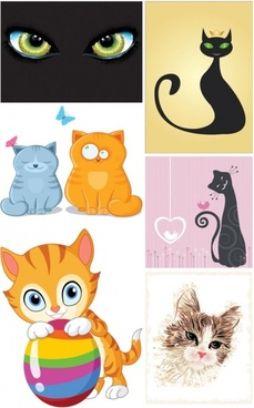 229x368 Cat Eyes Free Vector Download (1,586 Free Vector) For Commercial