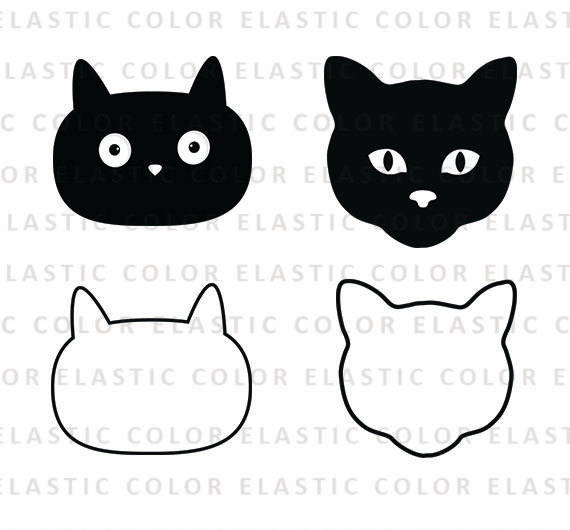 570x530 Collection Of Free Feine Clipart Realistic Cat. Download On Ubisafe