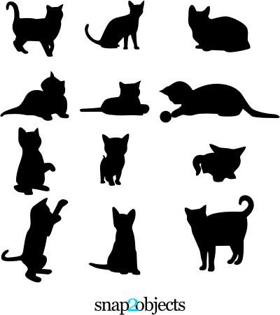 Cat Vector Images