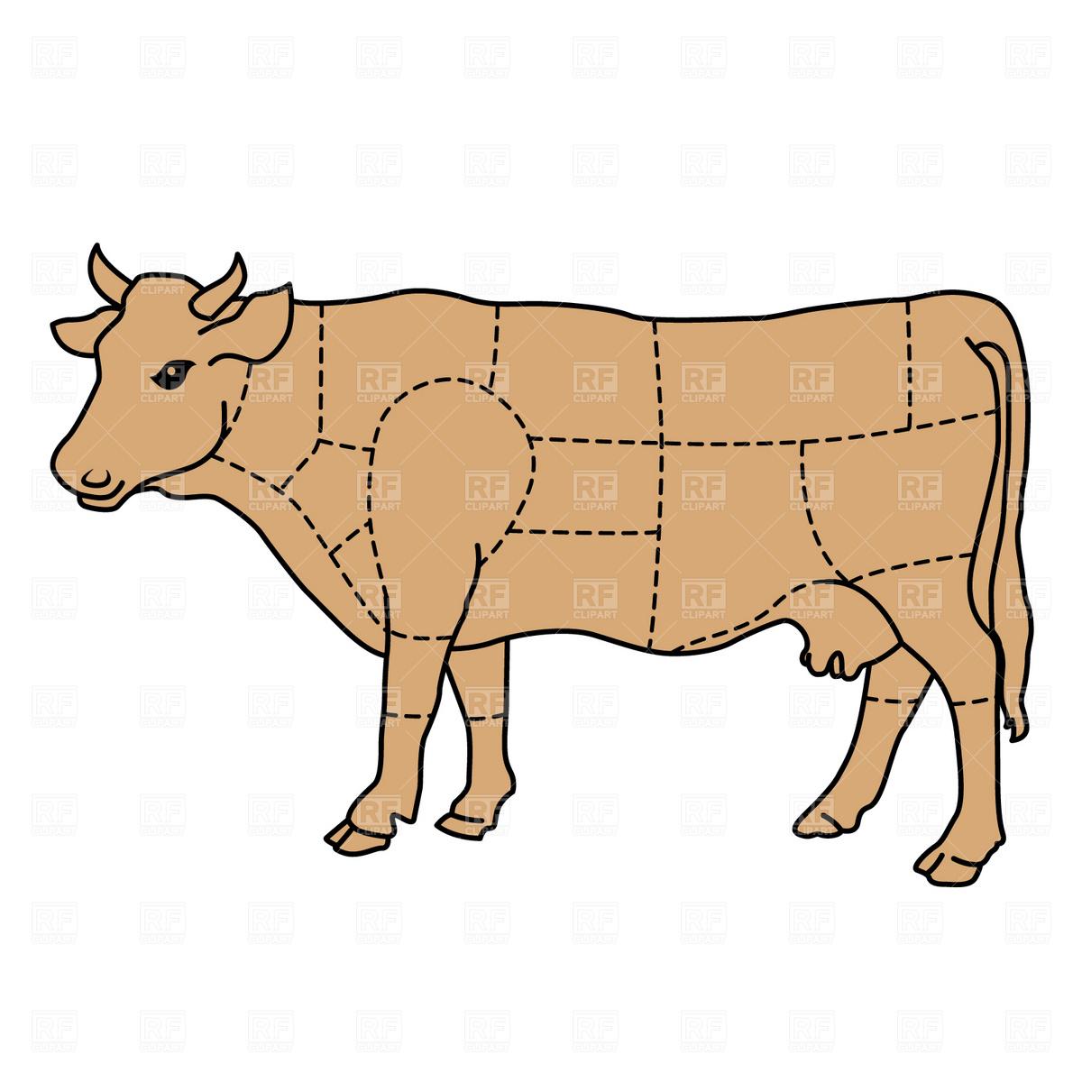 1200x1200 Cow
