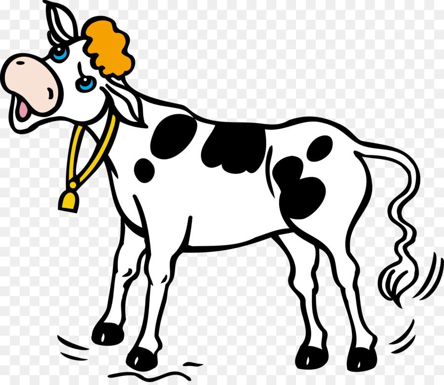 900x780 Guernsey Cattle Drawing Cartoon Clip Art