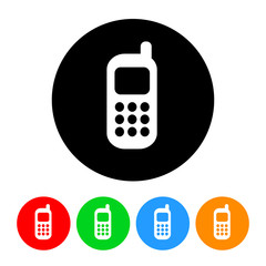 240x240 Free Cell Phone Icon Vector 233100 Download Cell Phone Icon