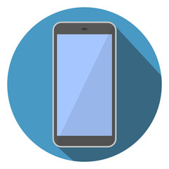 240x240 Mobile Phone, Tablet Computer, Computer Screen Flat Icon Vector