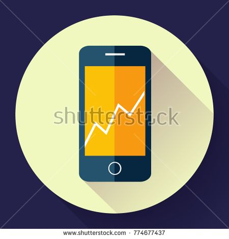 450x470 Mobile Phone Icon, Phone Icon Vector, Smartphone Icon Stock