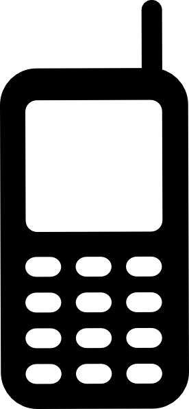 276x596 Cellphone Vector