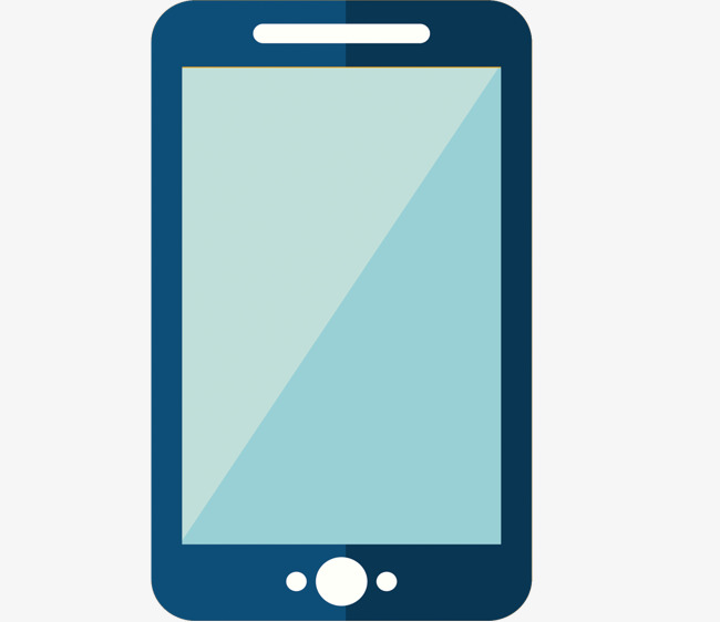 650x562 Flat Mobile Phone Vector Material, Mobile Vector, Phone Vector