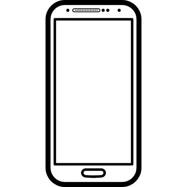 626x626 Free Cell Phone Vector Icon 352842 Download Cell Phone Vector