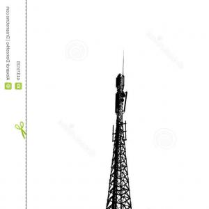 300x300 Photostock Vector Cell Phone Tower Vector Icon Createmepink