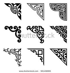 236x246 Celtic Border Images, Stock Pictures, Royalty Free Celtic Border