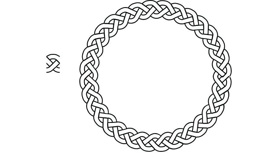 900x500 Celtic Knot Border Clip Art Knot Clip Art Geometric Border Celtic