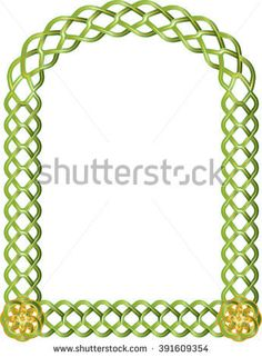 236x321 Celtic Knotwork Borders Vector Set Of Celtic Style Borders