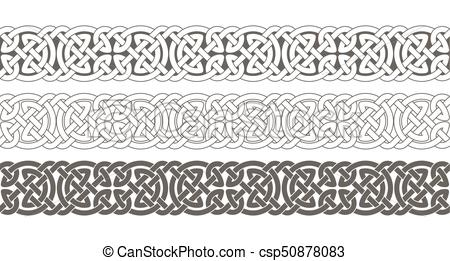 450x261 Collection Of Celtic Knot Border Clipart High Quality, Free